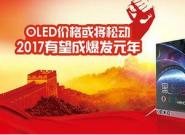 OLED价格或将松动 2017有望成爆发元年
