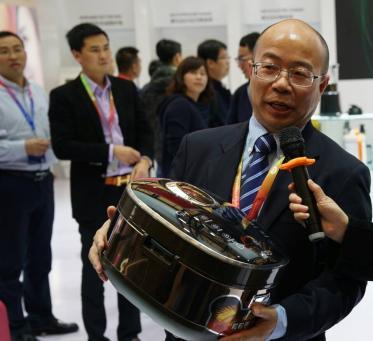 IH电饭煲也升级了 多款产品引爆AWE2017