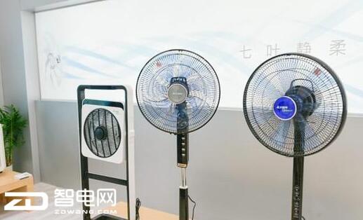 艾美特在AWE2017展会推出支持Siri呼叫电风扇