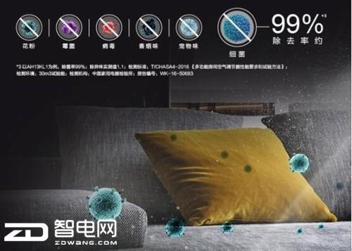 松下纳米水离子技术为居家除菌奉上黑科技