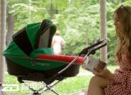 """智能婴儿车:""""娃""""必需品"""
