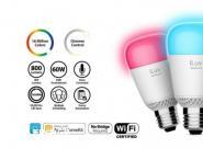厂商推多彩智能灯泡 支持苹果HomeKit平台