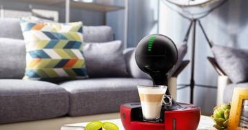拥有一杯现磨的醇香咖啡  一台胶囊咖啡机就能搞定