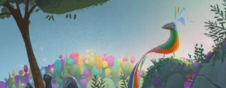Baobab Studios开始研发新VR动画《Rainbow Crow》