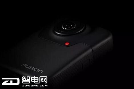 GoPro推出Fusion 360度相机 还能捕获VR视频内容