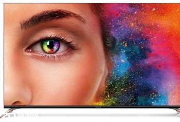 创维65英寸4K智能液晶平面电视65Q7 12999元带回家