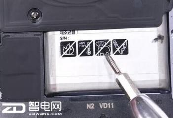 """三星S8电池惊现""""请勿靠近狗""""提示:真相是这样"""