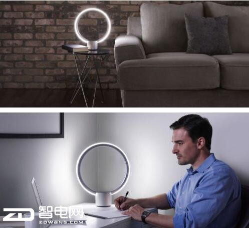 GE推出智能台灯Sol 内建亚马逊语音助手Alexa