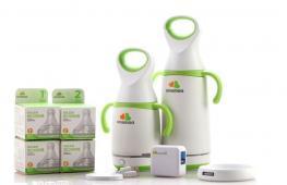80、90后新生代父母的选择 智能化的喂奶设备