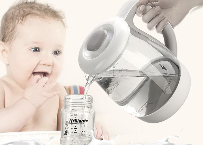 手动冲奶已成远古时代 取而代之的是智能冲奶机