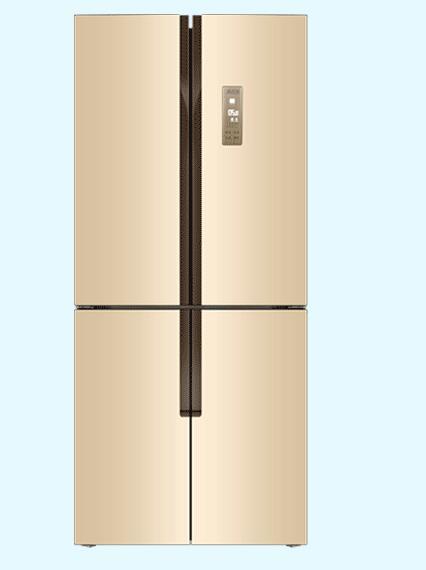 618全民年中购物节  TCL十字对开门冰箱价格超乎想象