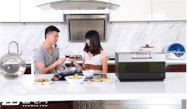 夏厨不高烤!格兰仕双变频微波炉轻松打造清凉厨房