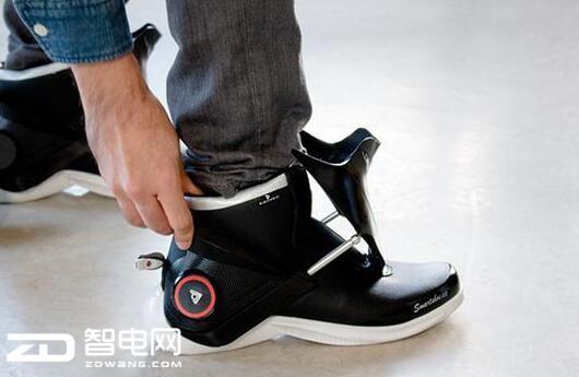 Digitsole又出智能运动鞋 功能丰富199元开启众筹