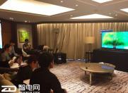 厉害了! PPTV智能电视霸屏上海电视节