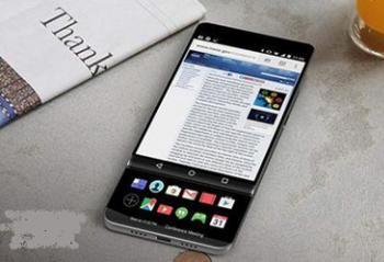一决高下?LG V30将与三星Note8同期发布  谁丑谁尴尬