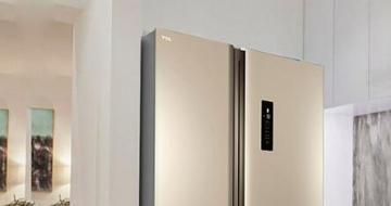 加长版的三伏天 TCL515升对开门冰箱化身解暑神器