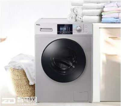 梅雨季节衣物潮湿 TCL免污式洗烘干一体洗衣机来帮忙