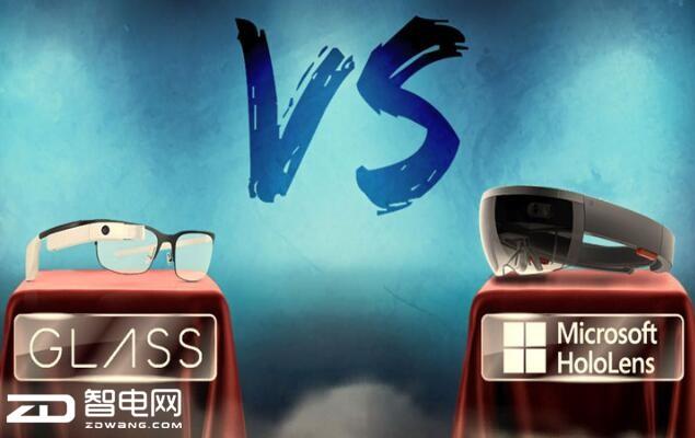 谷歌、微软大战智能眼镜 或给工作场所带来一场革命