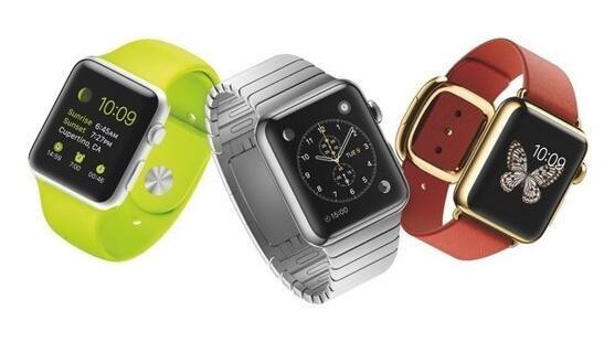 苹果或发布新款智能手表 可能支持蜂窝连接