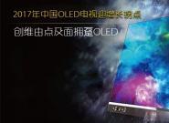 2017年中国OLED电视迎增长拐点 创维由点及面拥趸OLED