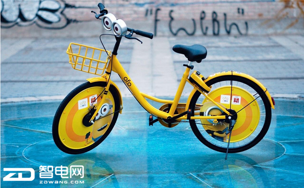 还记得坐在大梁上的姑娘吗? ofo小黄车推出二八自行车