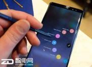 侃哥:真的亮瞎眼 三星Galaxy Note8屏幕获A+评级