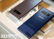 众手机的夹击中  三星Note8在中国市场能否突出重围?