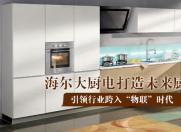 """海尔大厨电打造未来厨房 引领行业跨入""""物联""""时代"""