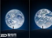"""最好的生日祝福――微信启动画面首用""""风云四号""""A星拍摄图"""