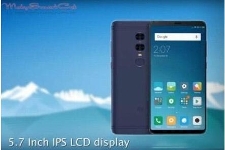 本月发!小米千元全面屏手机红米5 Plus来了:长这样