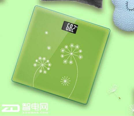 孕妈体重及时测 家用电子秤有效预防并发症