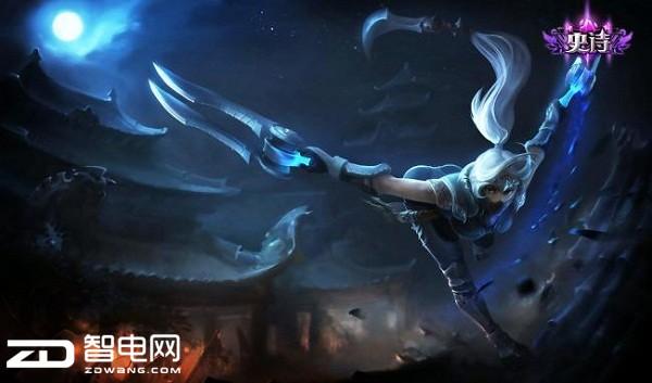 炫龙本玩转英雄联盟,高特效火力全开