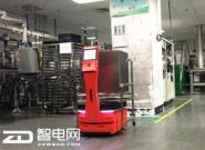 搬货运送均在行 AICRobo工业自主搬运机器人首测成功