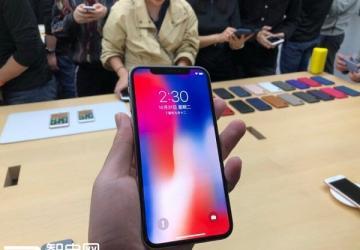 侃哥:羡慕嫉妒恨 苹果中国举办iPhone X体验会