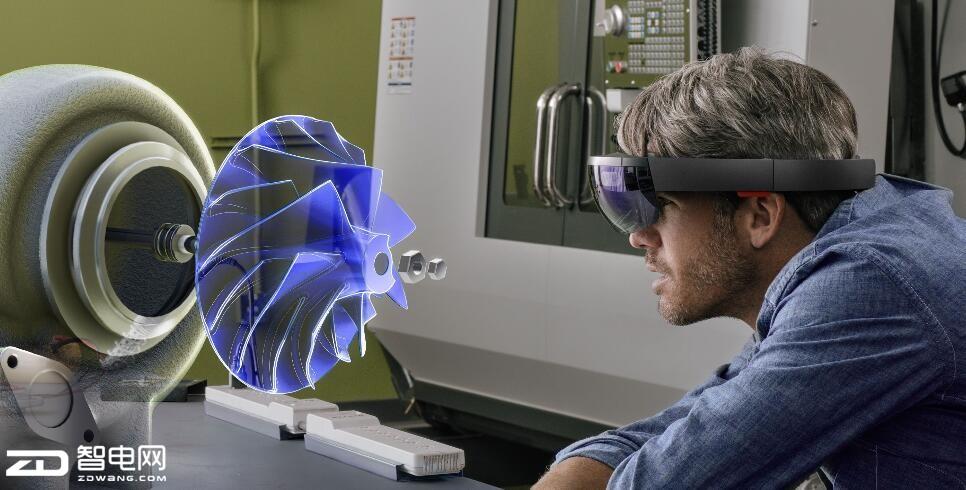 微软新款HoloLens下一代将增强AI本地分析能力
