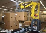 自主研发SLAM导航系统 海康威视推出搬运机器人