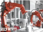 钱江机器人智能工厂模型亮相工博会 抢占智能制造制高点