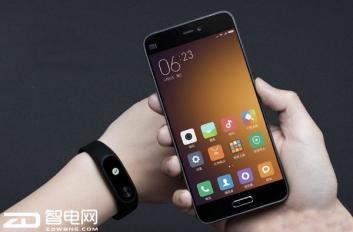 增加NFC功能 小米可能在年底推出小米手环3