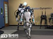 翻滚吧Atlas机器人 这是要进军体操界?