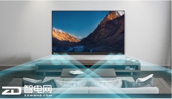 客厅娱乐大升级 75英寸Q5K长虹人工智能电视