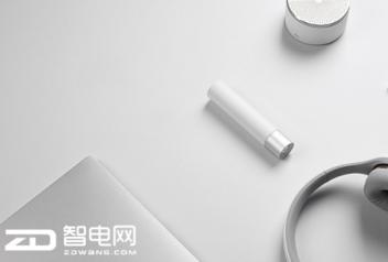 科技感十足 小米推出随身手电筒