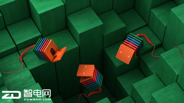 科技来电:模块化音箱 打造未来生活新方式