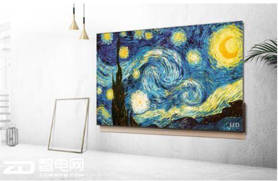 纯粹极致之美 创维65W8 OLED壁纸电视