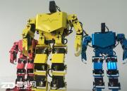 可远程控制的机器人 丰田推出新型T-HR3