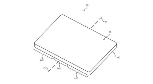 曲面屏不算什么 苹果计划在未来推出可折叠屏幕?