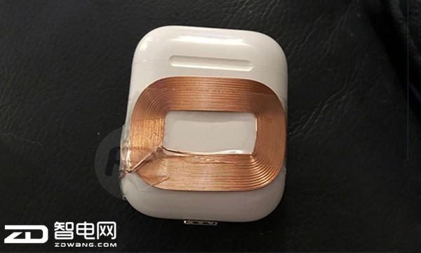技术宅在民间 AirPods充电盒改造