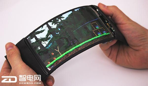 柔性OLED优势,全面屏设计,智能手机市场角逐