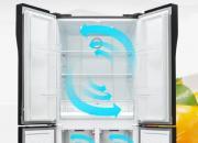 一个星期采购一次 十字对开门风冷冰箱是首选