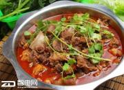 冬季进补吃羊肉火锅  电火锅电炖锅助你享受美味