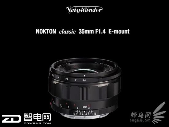Nokton Classic 35mm f/1.4